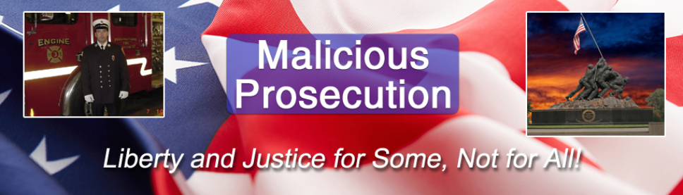 Contact us for help with Malicious prosecution.